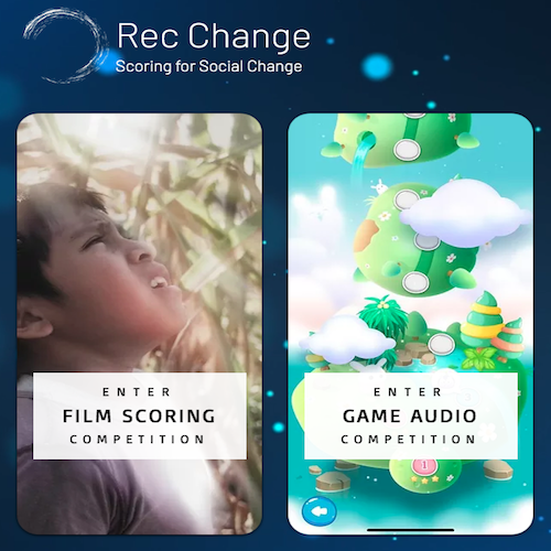 Rec Change Film Scoring Competition - Michael Boga (top 10 winner)